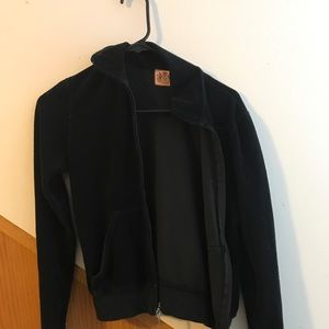 Juicy zip up sweatshirt